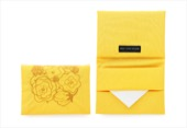 SACHET POCKET TISSUE HOLDER N YELLOW