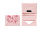 SACHET POCKET TISSUE HOLDER N PINK