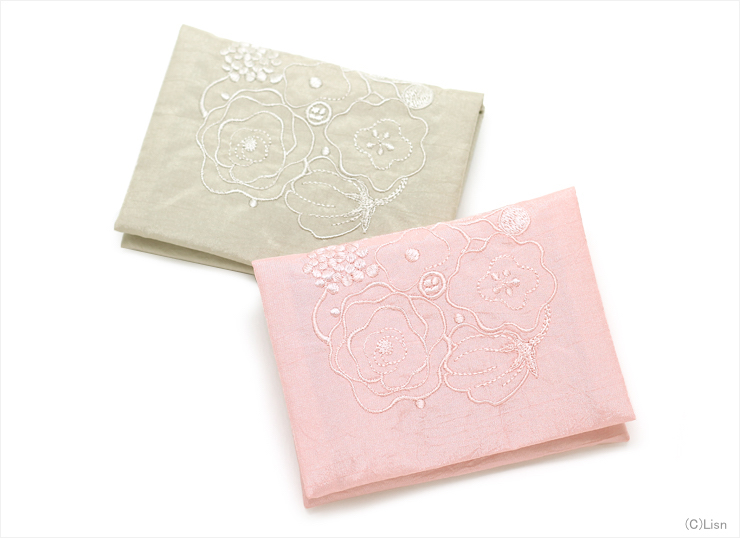 SACHET POCKET TISSUE HOLDER N 新色発売